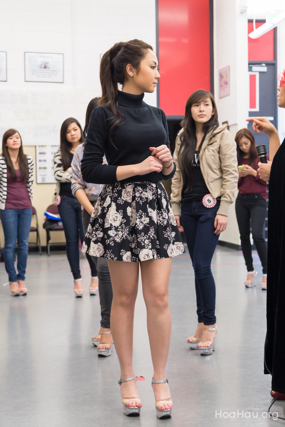 Contestant Practice - January 18, 2014 at Mt Pleasant High School - Image 123