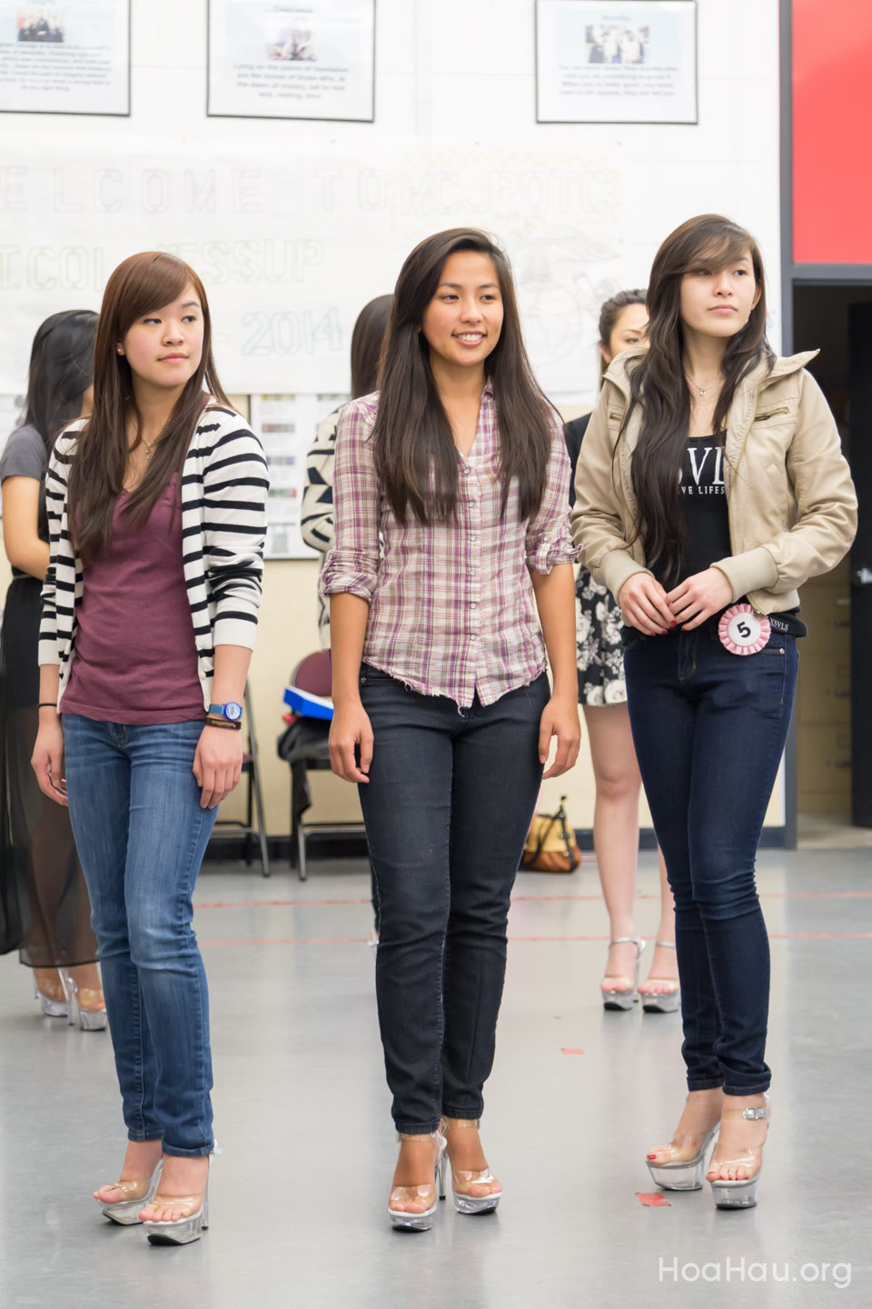 Contestant Practice - January 18, 2014 at Mt Pleasant High School - Image 126