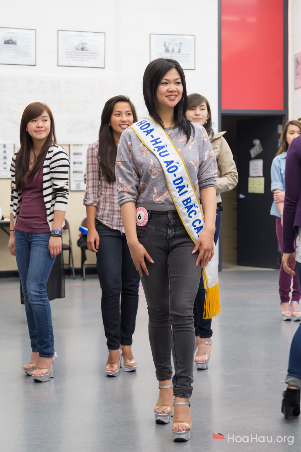 Contestant Practice - January 18, 2014 at Mt Pleasant High School - Image 128