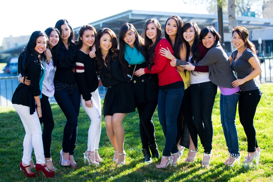 Contestant Rehearsal 01-05-2014 - Miss Vietnam of Northern California - Image 102