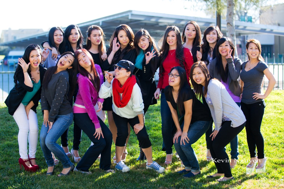Contestant Rehearsal 01-05-2014 - Miss Vietnam of Northern California - Image 104