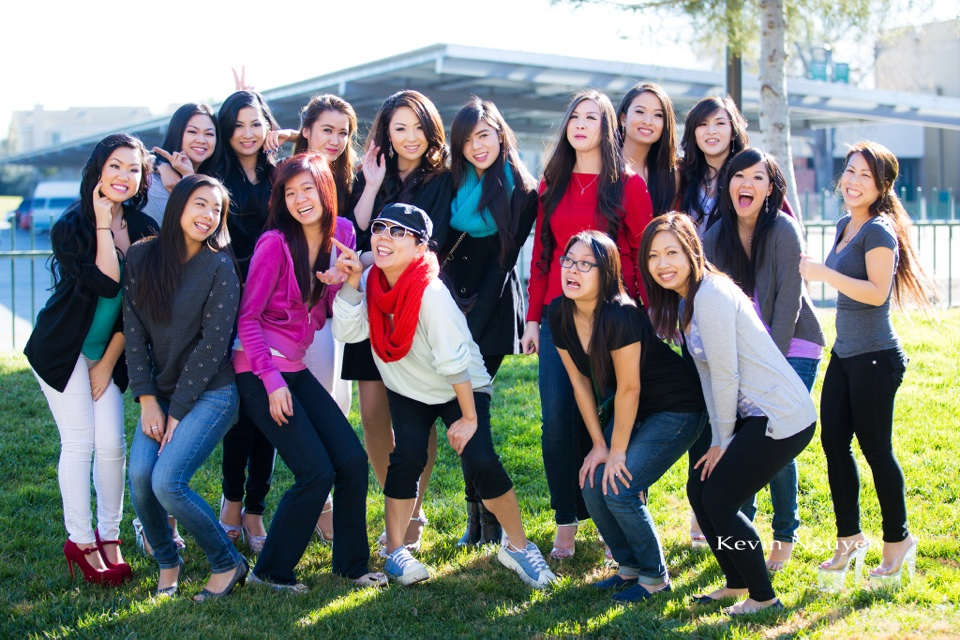 Contestant Rehearsal 01-05-2014 - Miss Vietnam of Northern California - Image 105