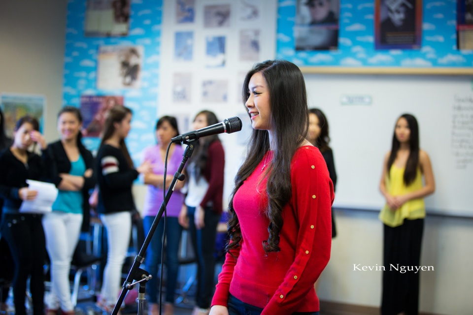 Contestant Rehearsal 01-05-2014 - Miss Vietnam of Northern California - Image 108