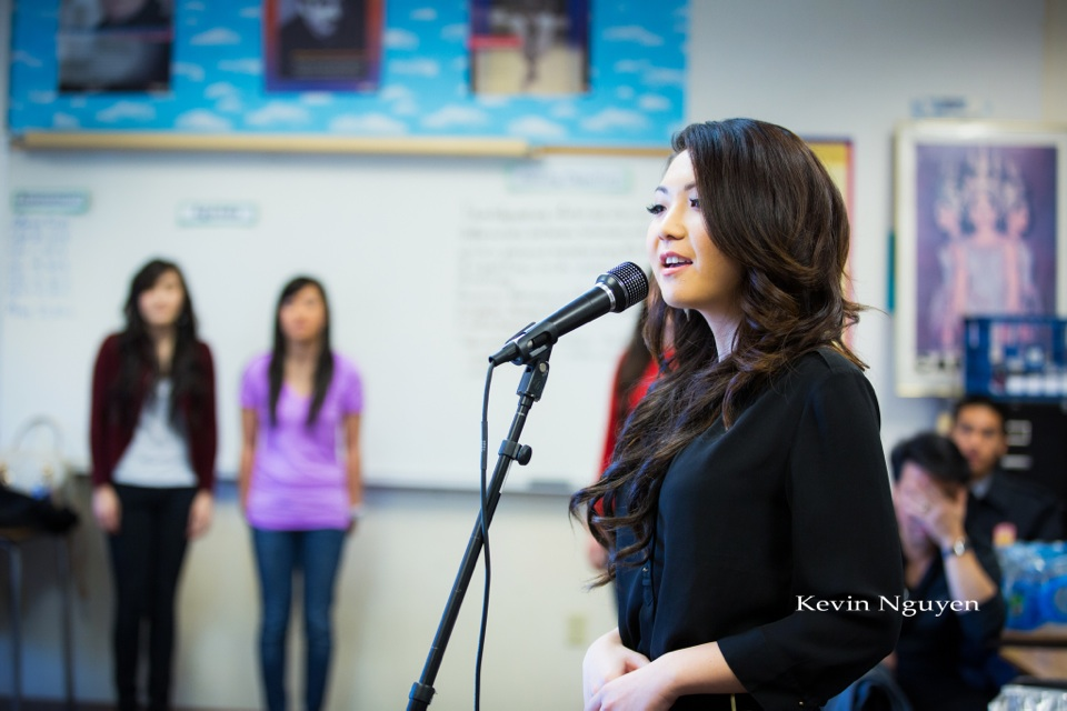 Contestant Rehearsal 01-05-2014 - Miss Vietnam of Northern California - Image 110