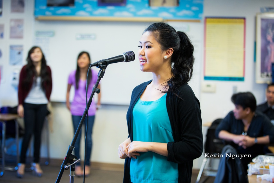 Contestant Rehearsal 01-05-2014 - Miss Vietnam of Northern California - Image 111