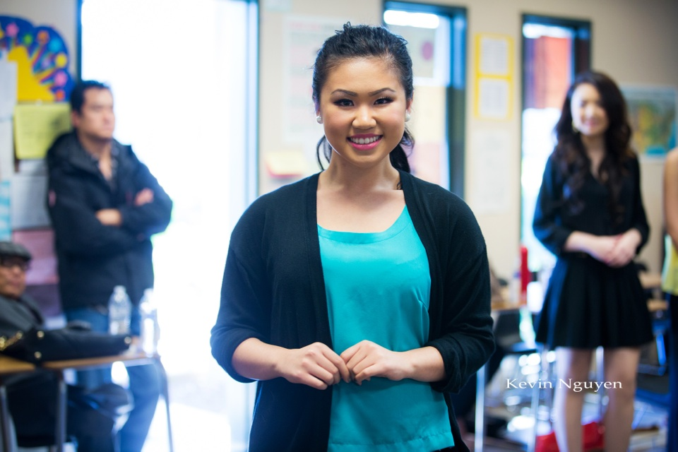 Contestant Rehearsal 01-05-2014 - Miss Vietnam of Northern California - Image 112