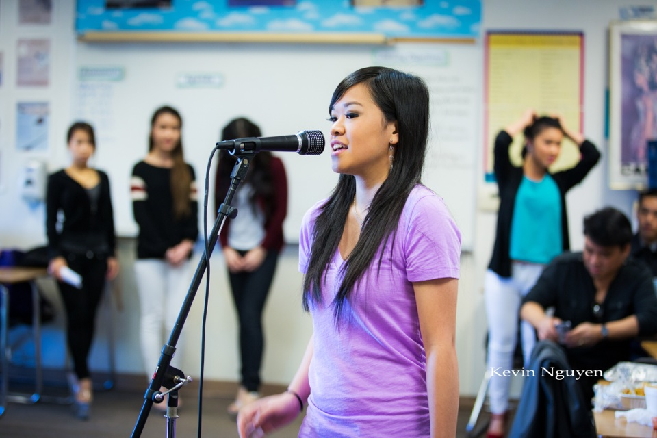 Contestant Rehearsal 01-05-2014 - Miss Vietnam of Northern California - Image 113