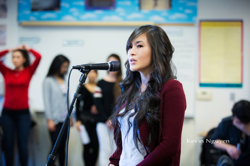 Contestant Rehearsal 01-05-2014 - Miss Vietnam of Northern California - Image 114
