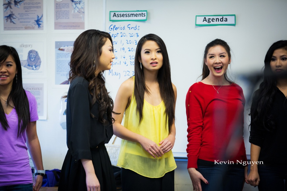Contestant Rehearsal 01-05-2014 - Miss Vietnam of Northern California - Image 115