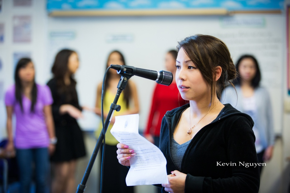 Contestant Rehearsal 01-05-2014 - Miss Vietnam of Northern California - Image 116