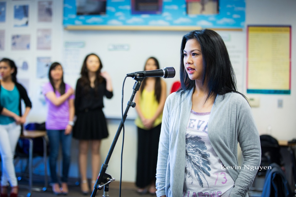 Contestant Rehearsal 01-05-2014 - Miss Vietnam of Northern California - Image 117