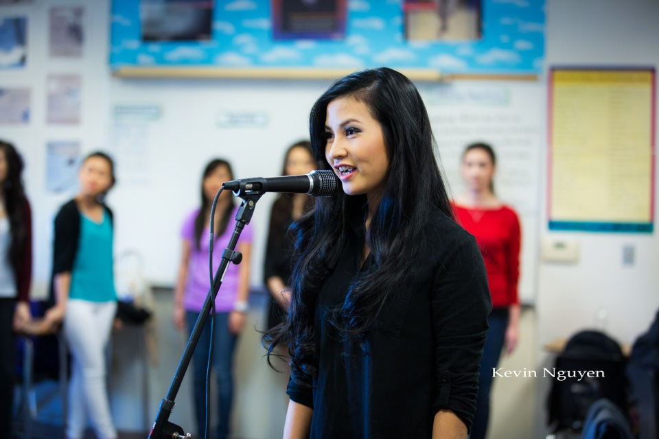 Contestant Rehearsal 01-05-2014 - Miss Vietnam of Northern California - Image 118