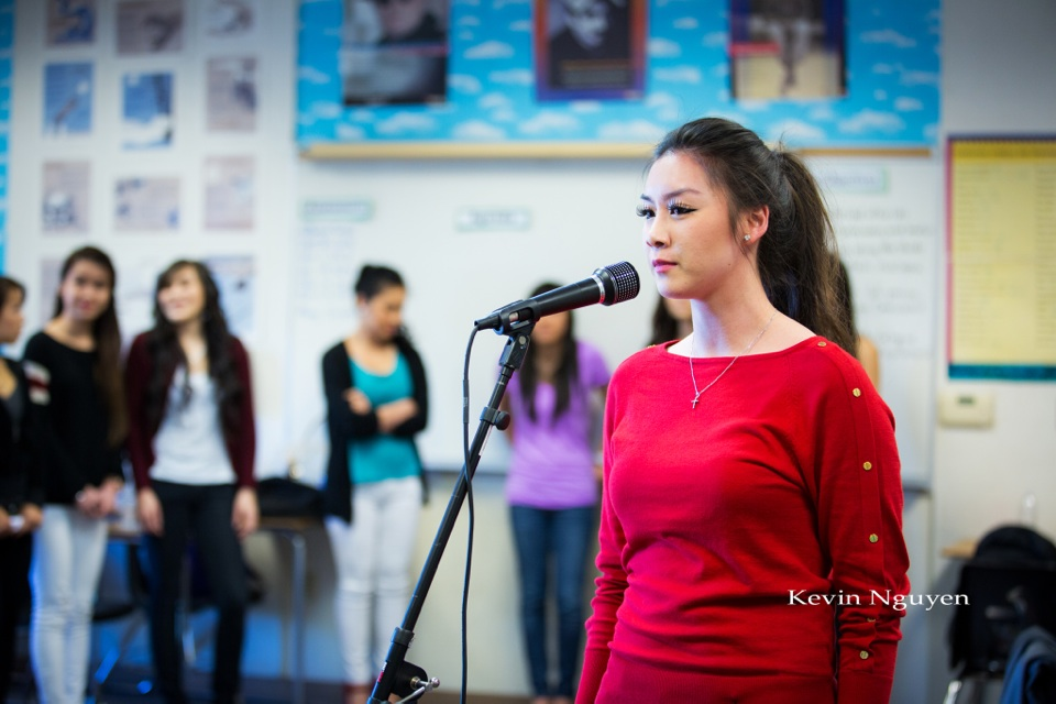Contestant Rehearsal 01-05-2014 - Miss Vietnam of Northern California - Image 120