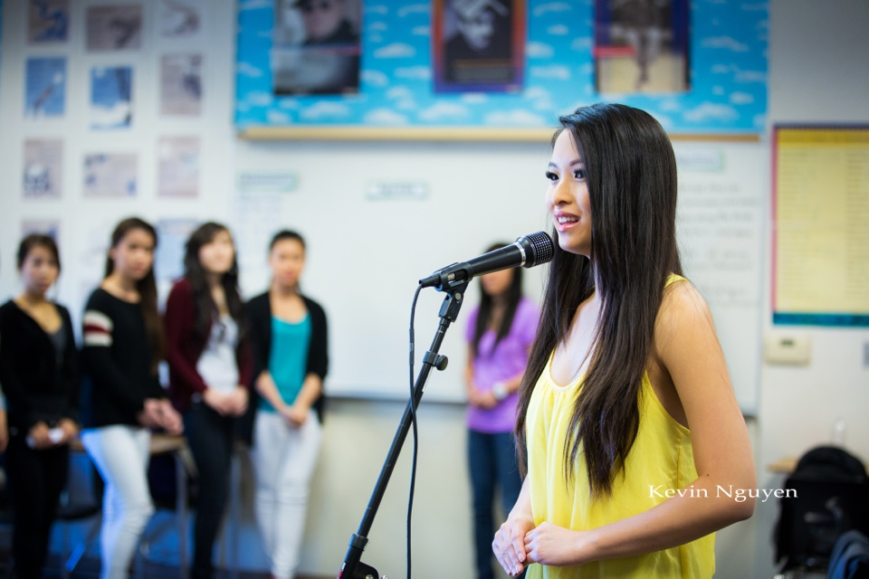 Contestant Rehearsal 01-05-2014 - Miss Vietnam of Northern California - Image 122
