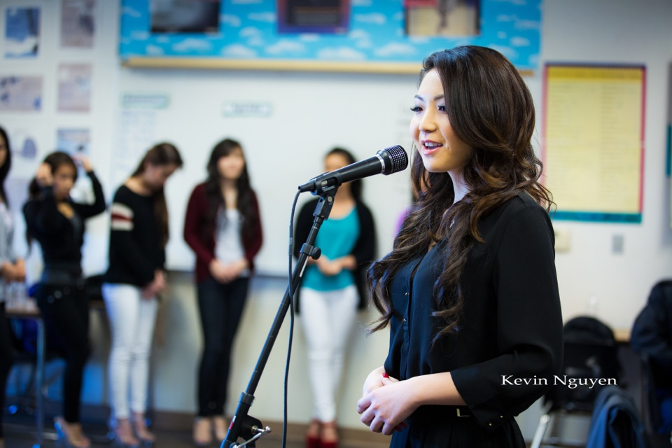 Contestant Rehearsal 01-05-2014 - Miss Vietnam of Northern California - Image 124