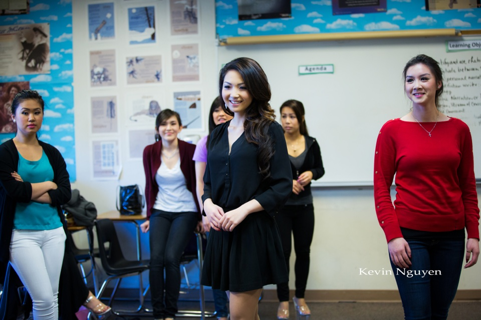Contestant Rehearsal 01-05-2014 - Miss Vietnam of Northern California - Image 132