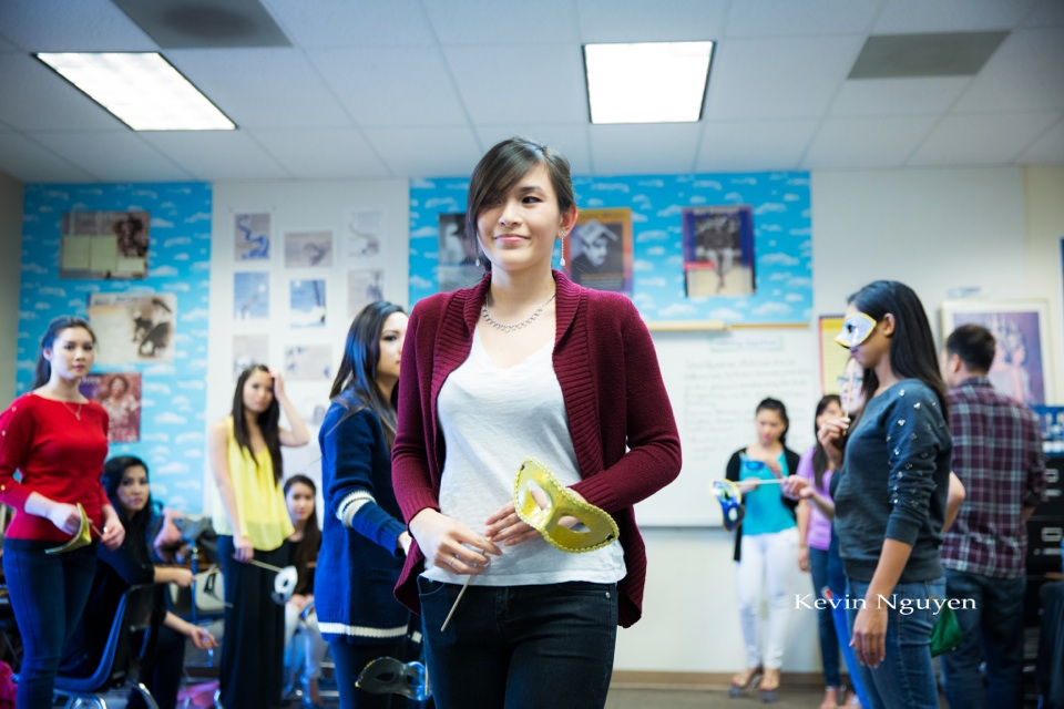 Contestant Rehearsal 01-05-2014 - Miss Vietnam of Northern California - Image 139
