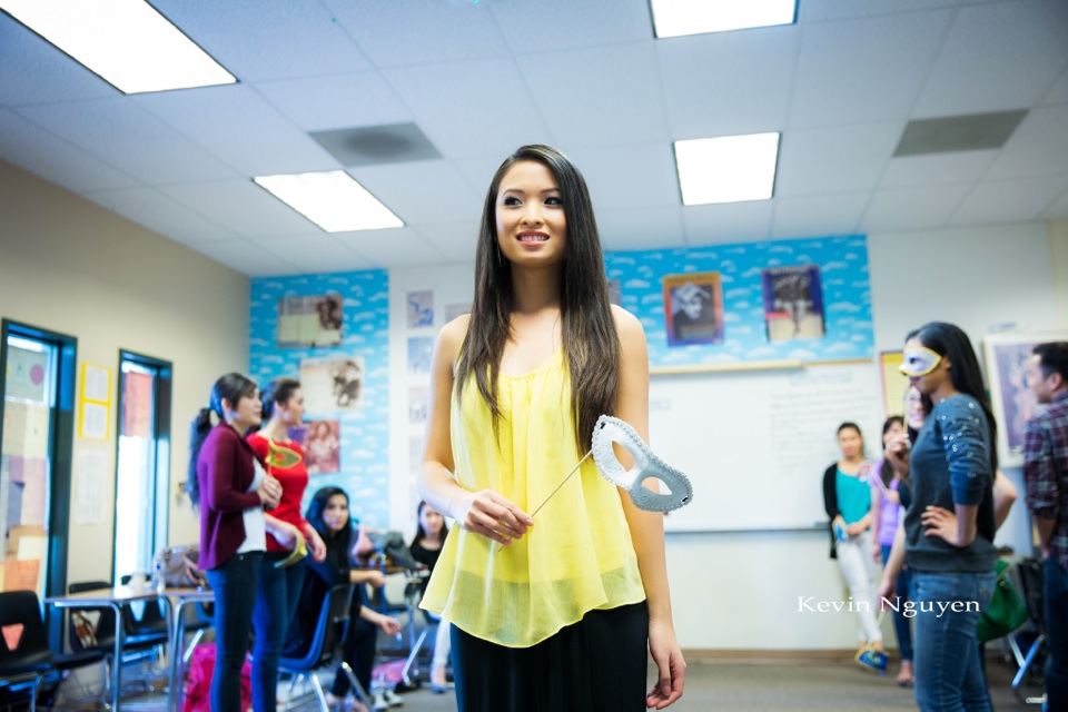 Contestant Rehearsal 01-05-2014 - Miss Vietnam of Northern California - Image 141