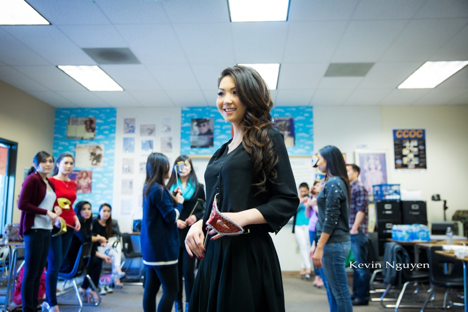 Contestant Rehearsal 01-05-2014 - Miss Vietnam of Northern California - Image 143