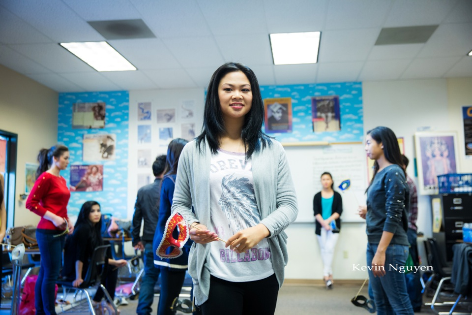 Contestant Rehearsal 01-05-2014 - Miss Vietnam of Northern California - Image 146