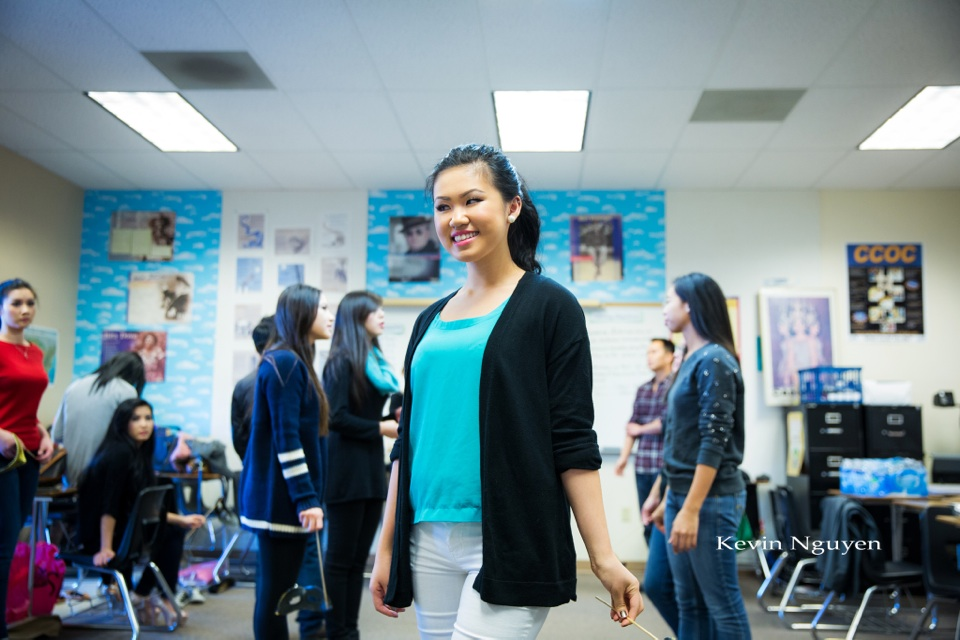 Contestant Rehearsal 01-05-2014 - Miss Vietnam of Northern California - Image 147