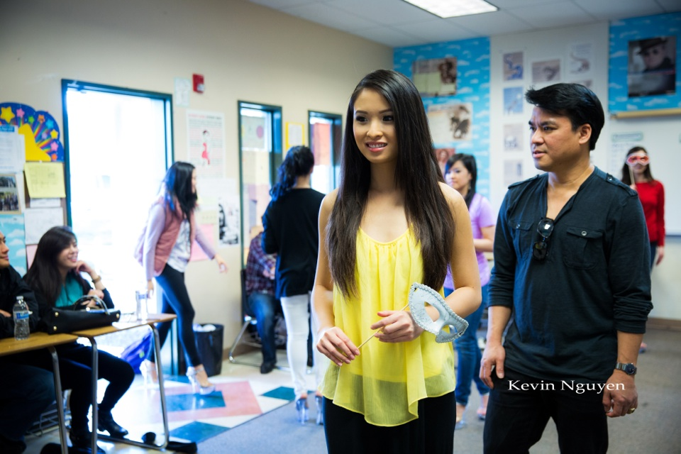 Contestant Rehearsal 01-05-2014 - Miss Vietnam of Northern California - Image 148