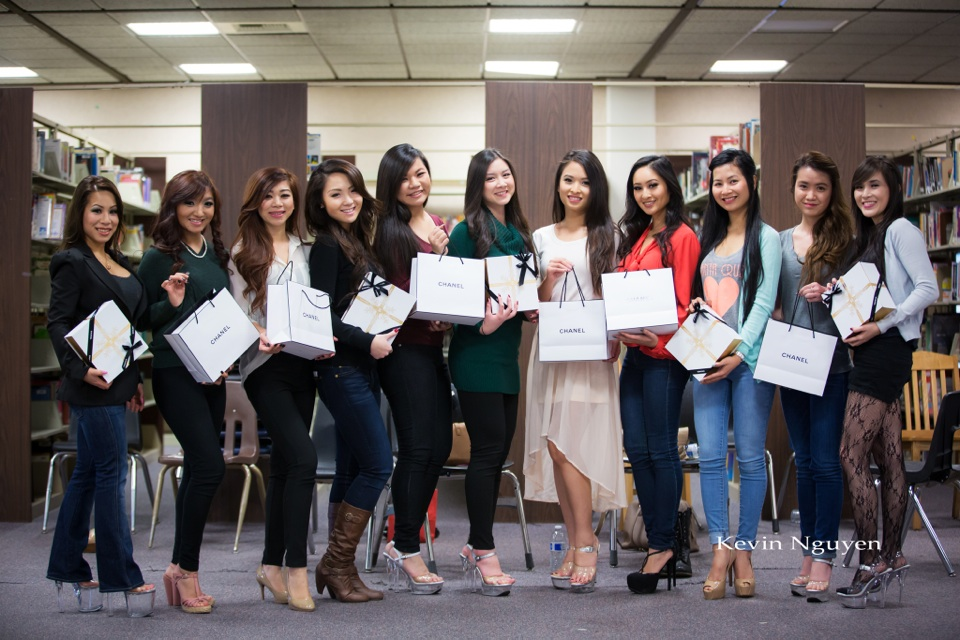 Contestant Rehearsal 01-11-2014 - Miss Vietnam of Northern California - Image 101