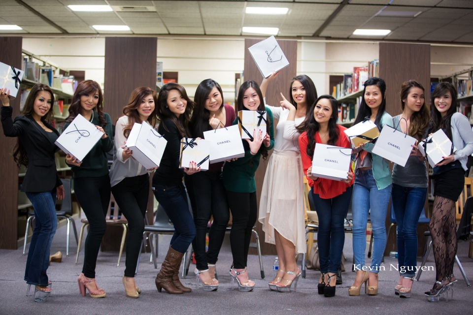 Contestant Rehearsal 01-11-2014 - Miss Vietnam of Northern California - Image 102