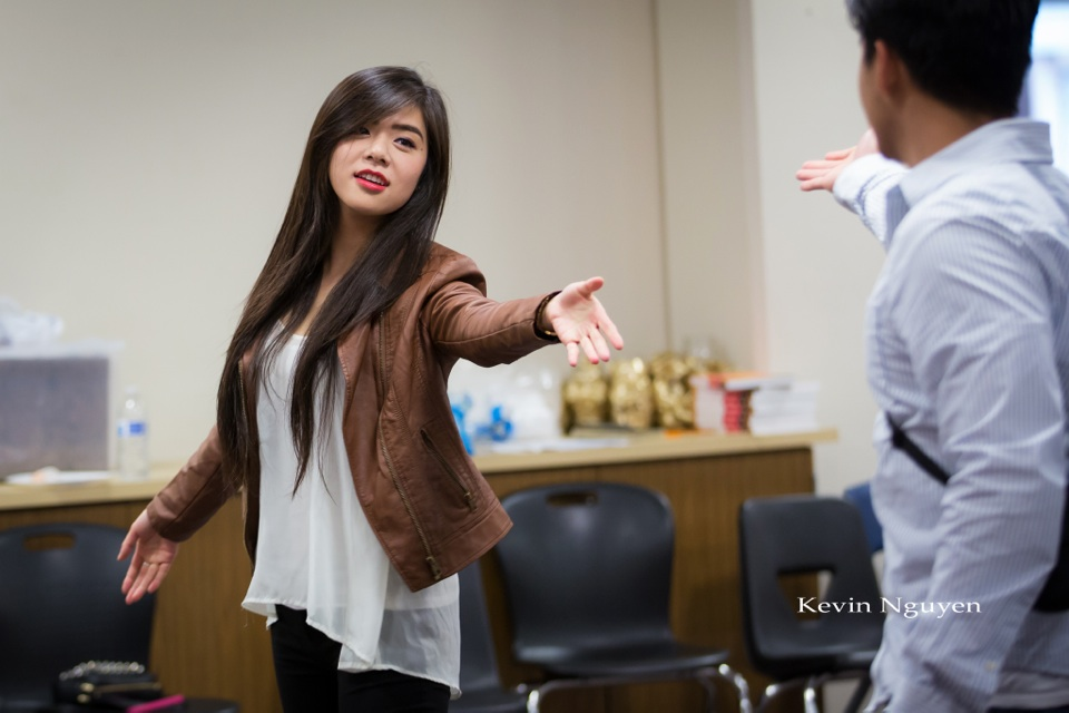 Contestant Rehearsal 01-11-2014 - Miss Vietnam of Northern California - Image 103