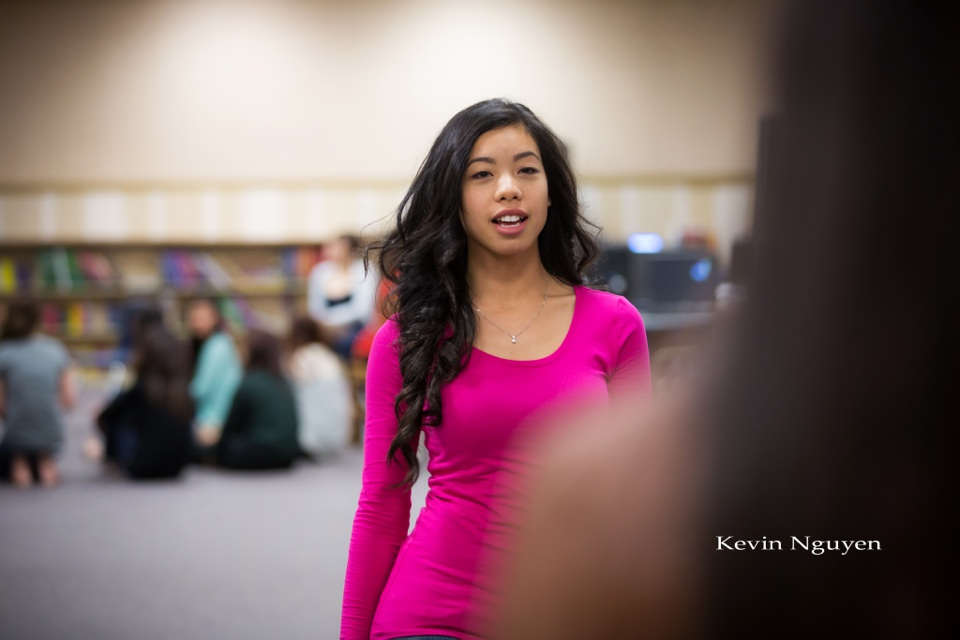 Contestant Rehearsal 01-11-2014 - Miss Vietnam of Northern California - Image 106