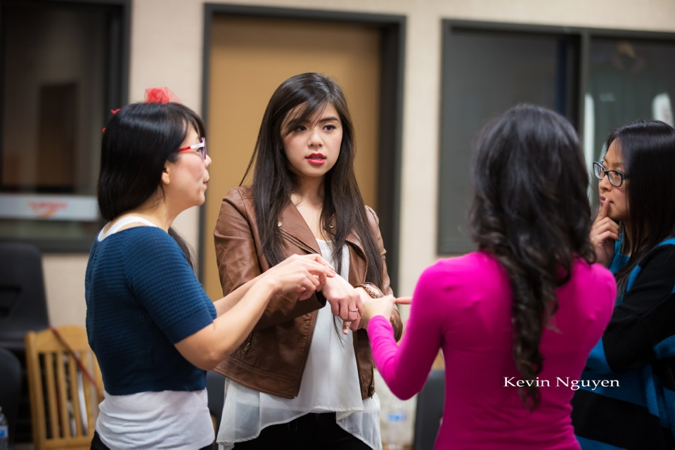 Contestant Rehearsal 01-11-2014 - Miss Vietnam of Northern California - Image 108