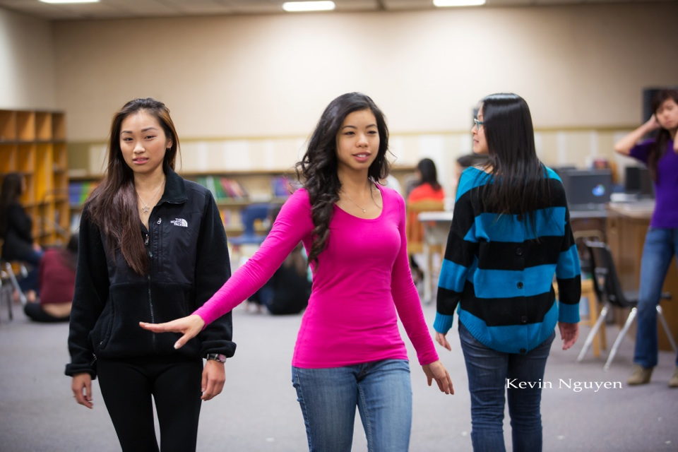 Contestant Rehearsal 01-11-2014 - Miss Vietnam of Northern California - Image 111