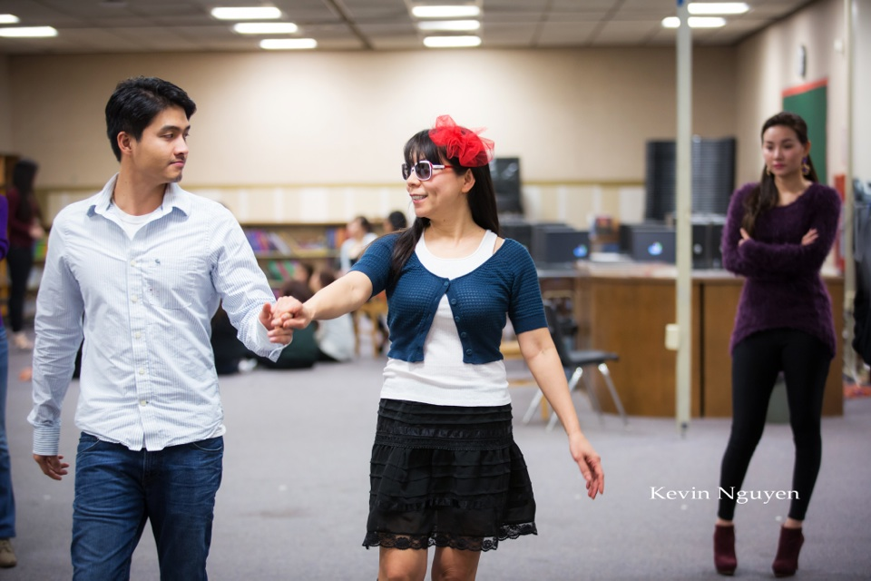 Contestant Rehearsal 01-11-2014 - Miss Vietnam of Northern California - Image 112