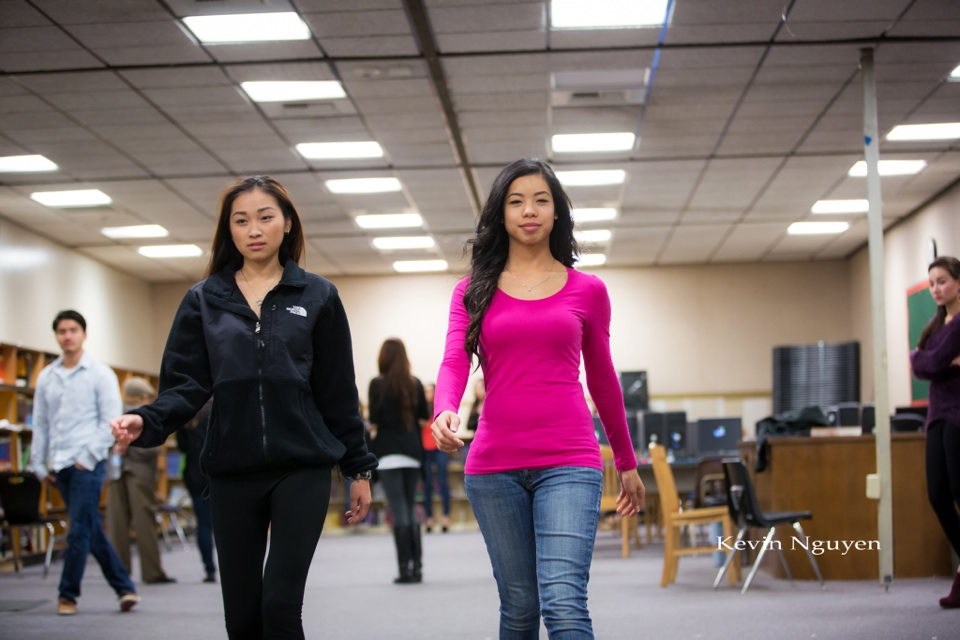 Contestant Rehearsal 01-11-2014 - Miss Vietnam of Northern California - Image 115