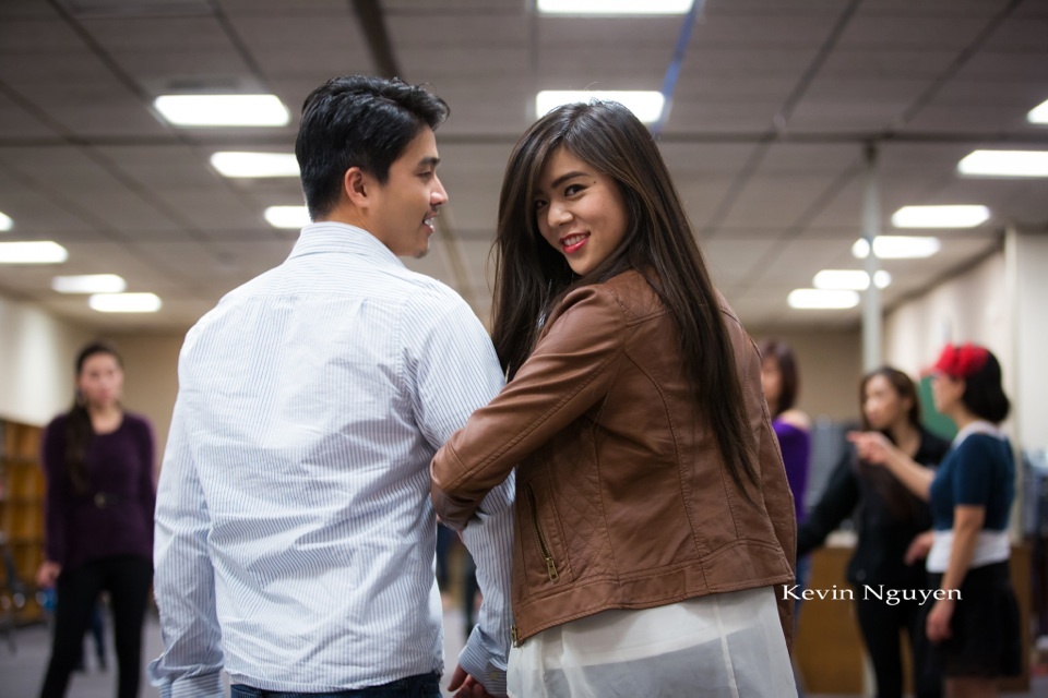 Contestant Rehearsal 01-11-2014 - Miss Vietnam of Northern California - Image 118
