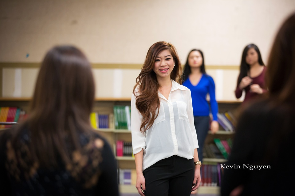 Contestant Rehearsal 01-11-2014 - Miss Vietnam of Northern California - Image 123