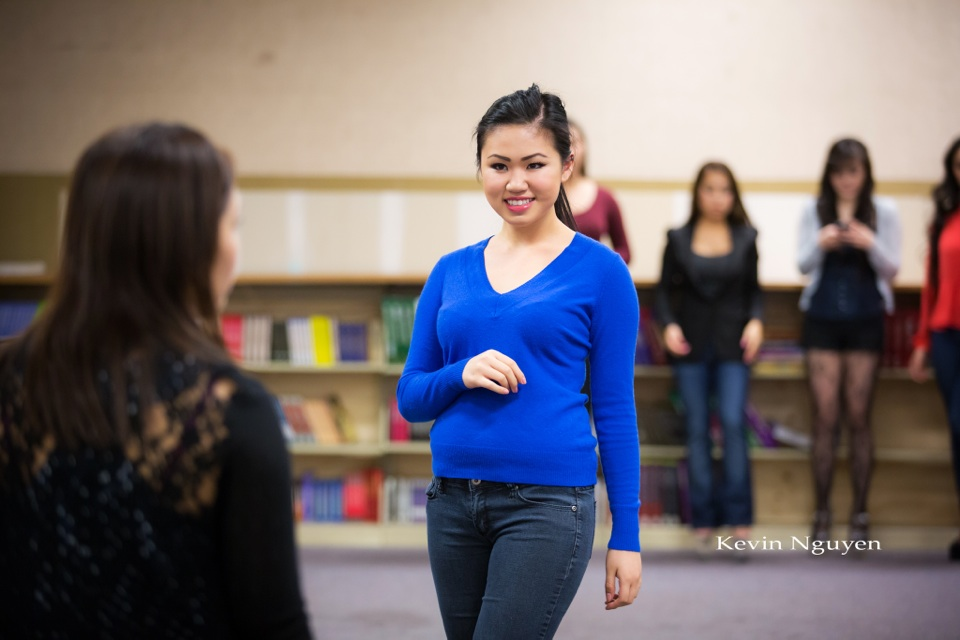 Contestant Rehearsal 01-11-2014 - Miss Vietnam of Northern California - Image 124