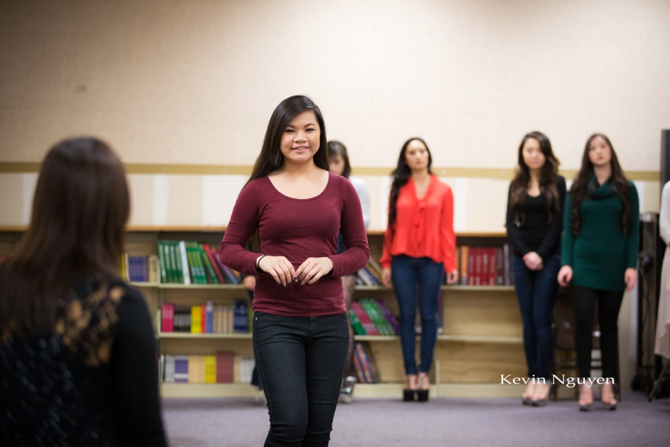 Contestant Rehearsal 01-11-2014 - Miss Vietnam of Northern California - Image 125