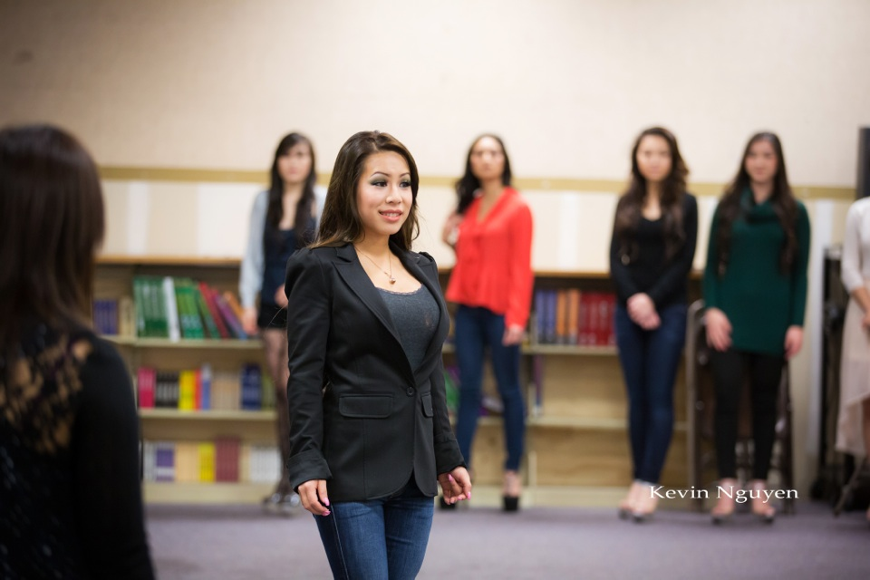 Contestant Rehearsal 01-11-2014 - Miss Vietnam of Northern California - Image 126
