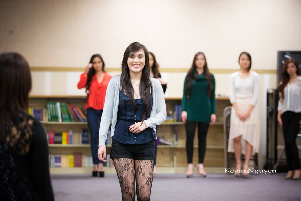 Contestant Rehearsal 01-11-2014 - Miss Vietnam of Northern California - Image 127