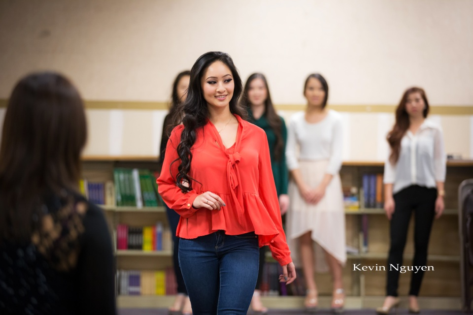 Contestant Rehearsal 01-11-2014 - Miss Vietnam of Northern California - Image 128