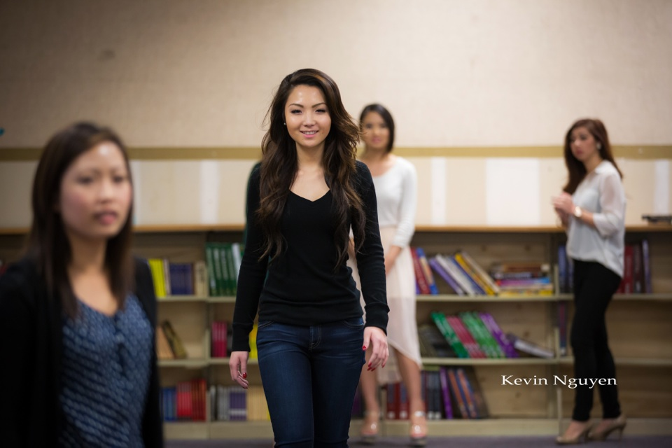Contestant Rehearsal 01-11-2014 - Miss Vietnam of Northern California - Image 129