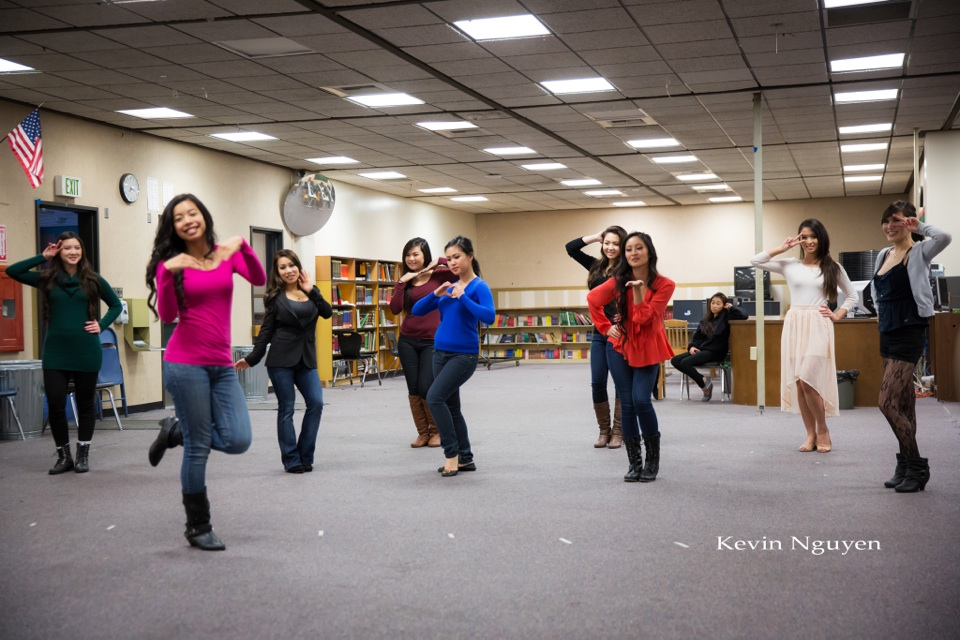 Contestant Rehearsal 01-11-2014 - Miss Vietnam of Northern California - Image 132