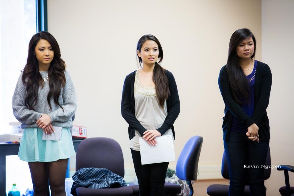 Contestant Rehearsal 12-21-2014 - Hoa Hau Ao Dai - Image 100