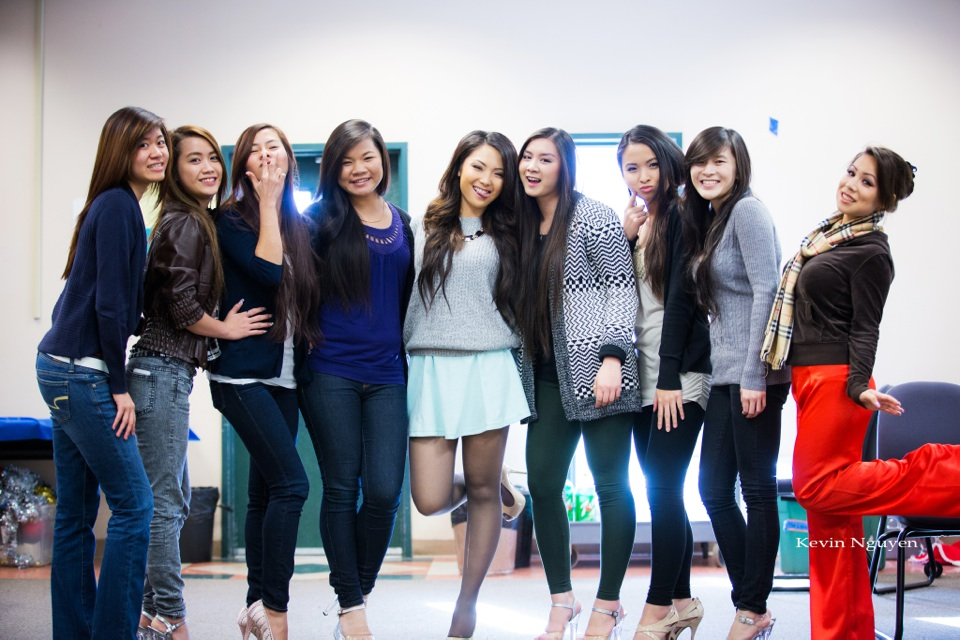 Contestant Rehearsal 12-21-2014 - Hoa Hau Ao Dai - Image 109