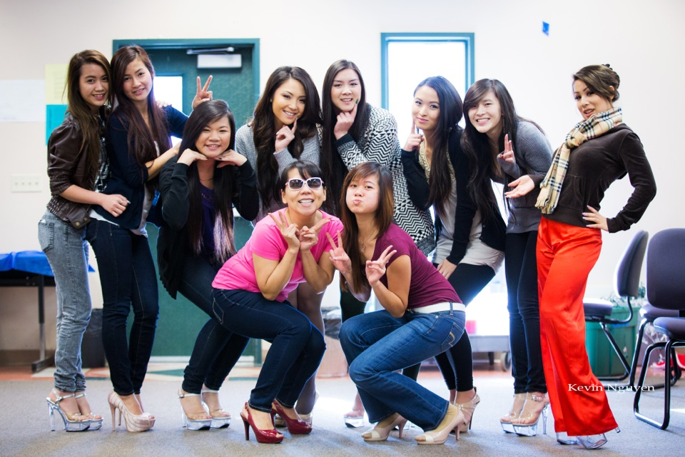 Contestant Rehearsal 12-21-2014 - Hoa Hau Ao Dai - Image 111