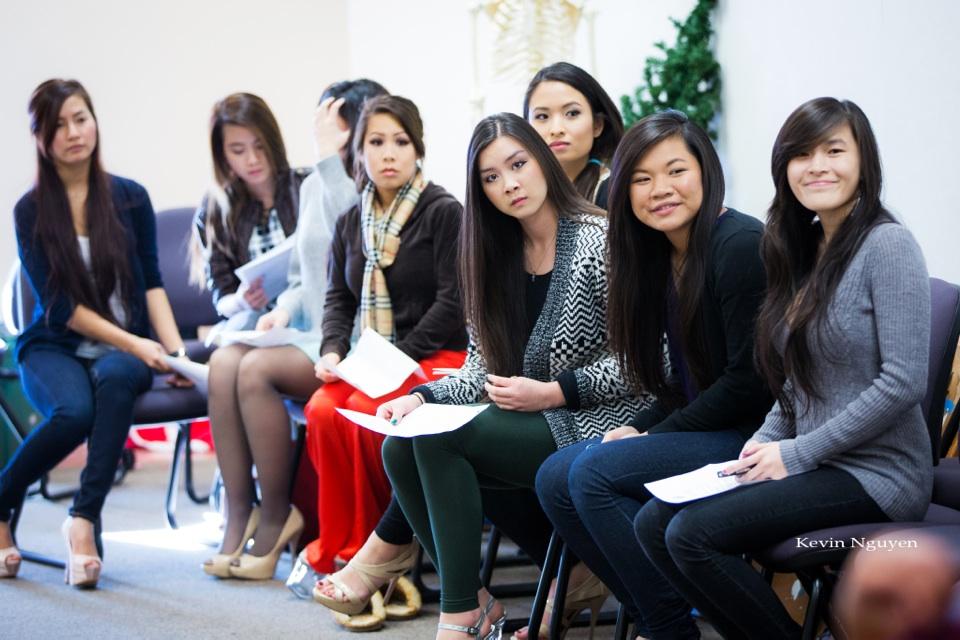 Contestant Rehearsal 12-21-2014 - Hoa Hau Ao Dai - Image 113