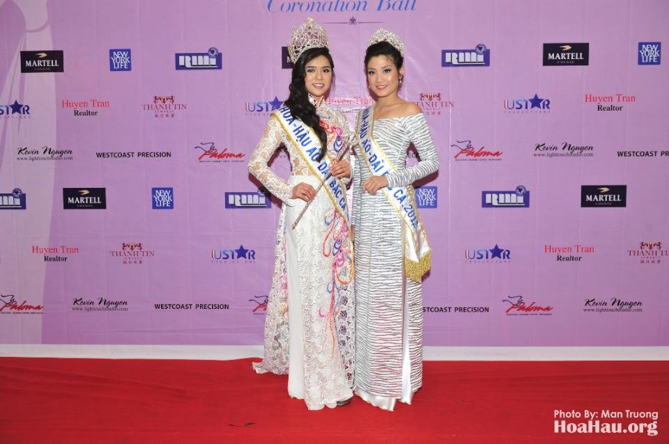 Coronation 2013 - Dang Quang - Hoa Hau Ao Dai Bac Cali - San Jose - Image 001