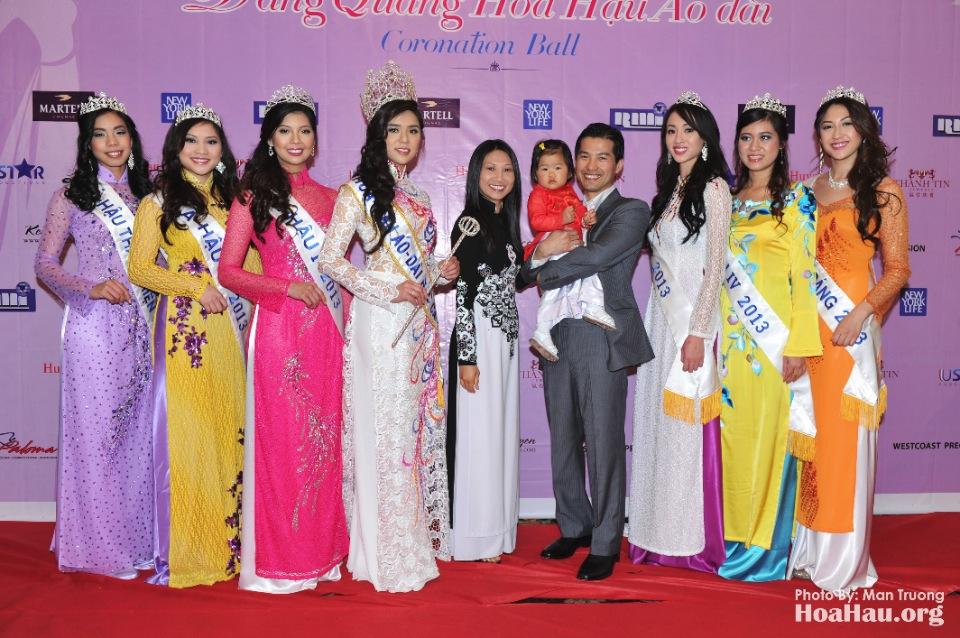Coronation 2013 - Dang Quang - Hoa Hau Ao Dai Bac Cali - San Jose - Image 002