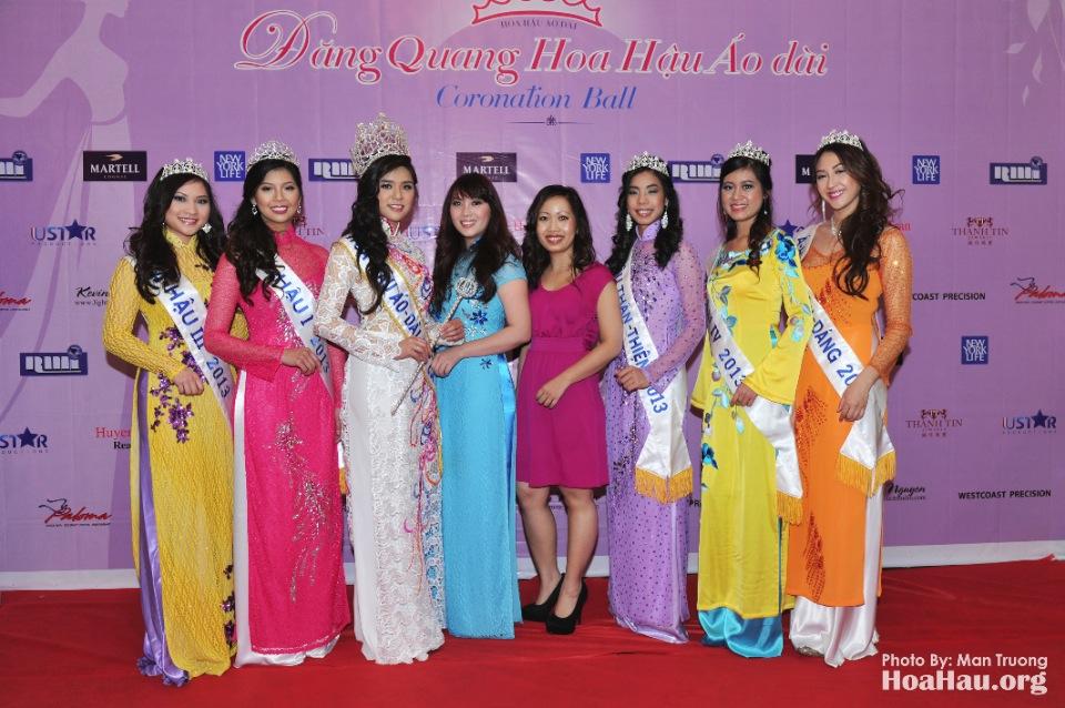 Coronation 2013 - Dang Quang - Hoa Hau Ao Dai Bac Cali - San Jose - Image 005